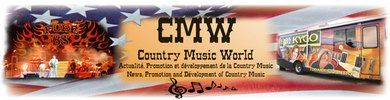 Bannière Country Music World